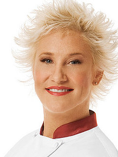 Q&A Interview With Anne Burrell, Host of Food Network's Worst Cooks in America