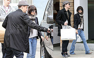 Photos of Nicole Richie and Joel Madden Shopping in LA