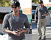 Photos of Bradley Cooper in LA Without Renee Zellweger