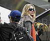Slide Photo of Ashley Olsen at LAX