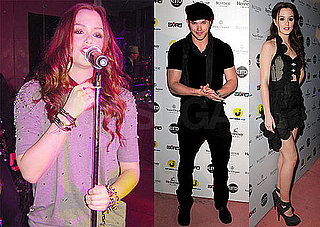 Photos of Leighton Meester and Kellan Lutz Partying in Miami
