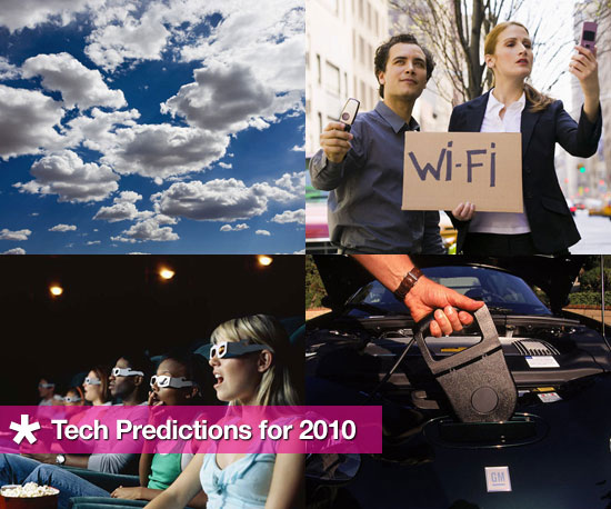 The Way of the Future: Tech Predictions For 2010