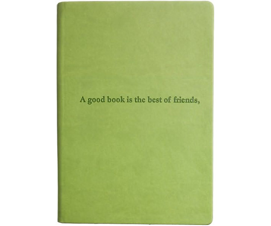 Tupper Quote Cover in Leaf ($30)