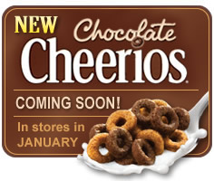 Chocolate Cheerios to Hit the Market Soon!