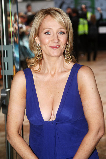 Favorite Female Writer of the Decade: J.K. Rowling