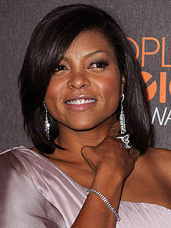 Taraji P Henson at 2010 People's Choice Awards