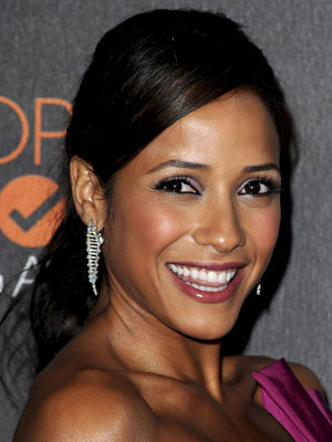 Dania Ramirez at the 2010 People's Choice Awards 2010-01-06 17:56:09