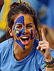 Do You Paint Your Face at Sports Events?