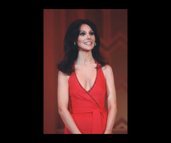 Ravishing in Red in 1970