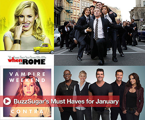 BuzzSugar's Must Haves For January