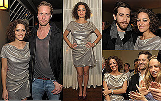 Photos of Alexander Skarsgard, Marion Cotillard, Jake Gyllenhaal, Tobey Maguire at Dior Party in LA 2010-01-11 07:00:00
