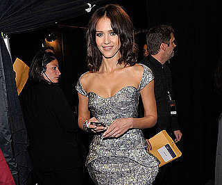 Slide Photo of Jessica Alba at 2010 Peoples Choice Awards