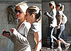 Photos of Cameron Diaz on Her Way Into the Chateau Marmont