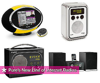 Pure Launches Sleek New Line of Touch Screen Internet Radios