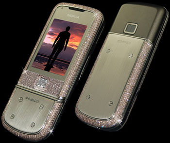 Stuart Hughes Gives Us a $160K Nokia 8800