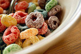 Rule #36: Don't Eat Breakfast Cereals That Change the Color of the Milk