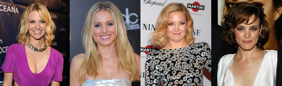 Guess Which Female Celebrity Doesn't Weigh Herself?
