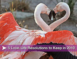 5 Love-Life Resolutions to Keep in 2010
