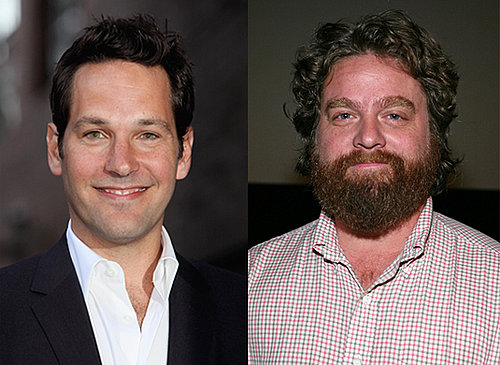 Paul Rudd and Zach Galifianakis Sign On For Comedy Will Written by Demetri Martin