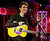 Slide Photo of John Mayer Performing at Hard Rock Cafe London