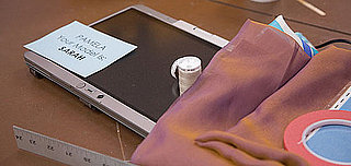 Project Runway Designers Using HP's Touchsmart tm2 For Season Seven