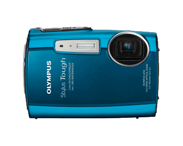 A Tough, Water-, Freeze-, and Shock-Proof Camera From Olympus