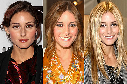Which Hair Colour Do You Like Most on Olivia Palermo?