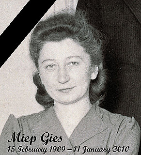 Anne Frank's Protector Miep Gies Passes Away at 100