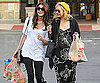 Photo Slide of Ashley Greene Grocery Shopping in LA