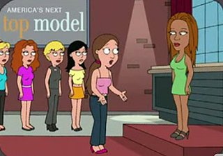 Family Guy & ANTM = FABULOUS!