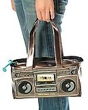 Steel Boom Box Bag