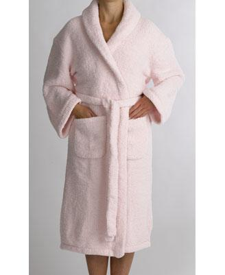 Adult Robe Pink Petite