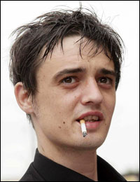 Pete Doherty Gives Teenagers Drugs