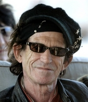 Sugar Bits - Keith Richards to Play Depp's Dad