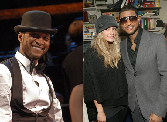 Usher's New Commitment