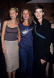 1998: Beck concert with Gwyneth Paltrow and Liv Tyler