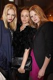 Heidi Mount, Stella McCartney, Lara Stone