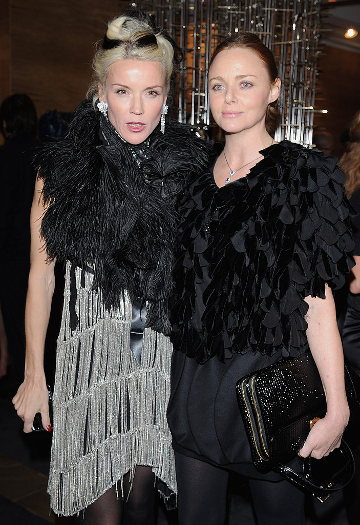 Daphne Guinness and Stella McCartney