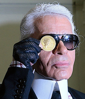 Karl Lagerfeld Pares Down His Personal Life