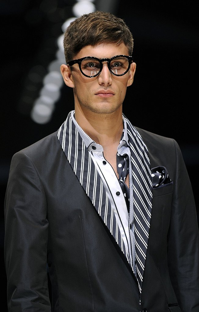 Round Frames At D&G