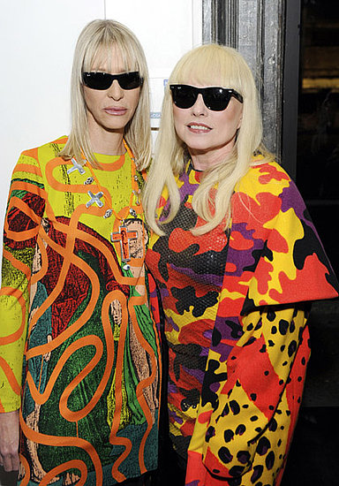 Terry Toye & Debbie Harry