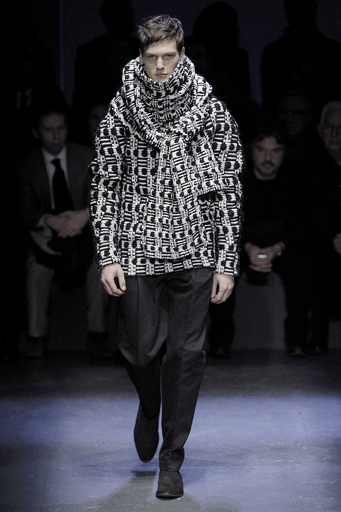 Milan: Gianfranco Ferre Men's Fall 2009