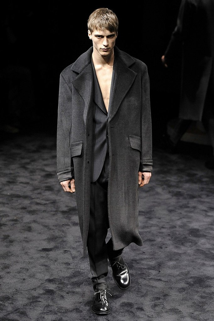 Milan: Prada Men's Fall 2009