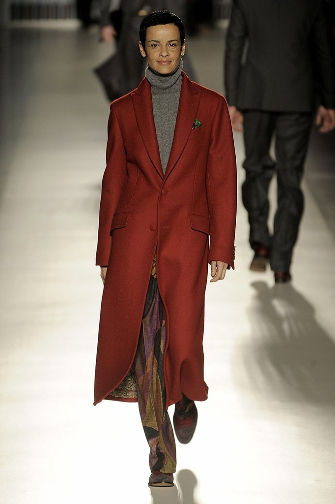 Milan: Etro Men's Fall 2009