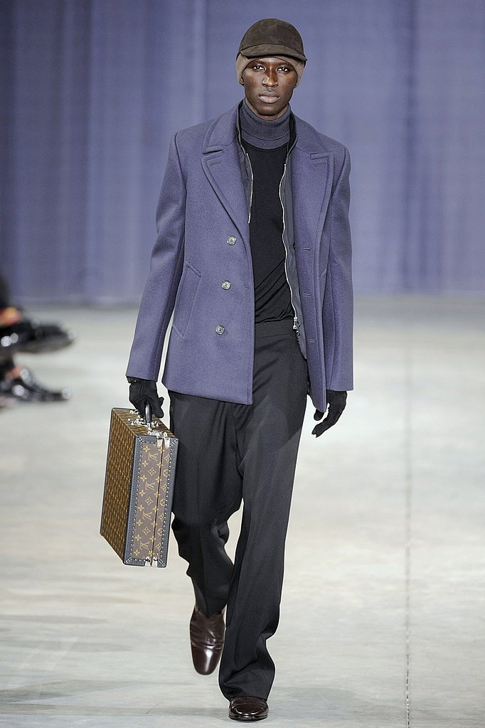 Paris: Louis Vuitton Men's Fall 2009