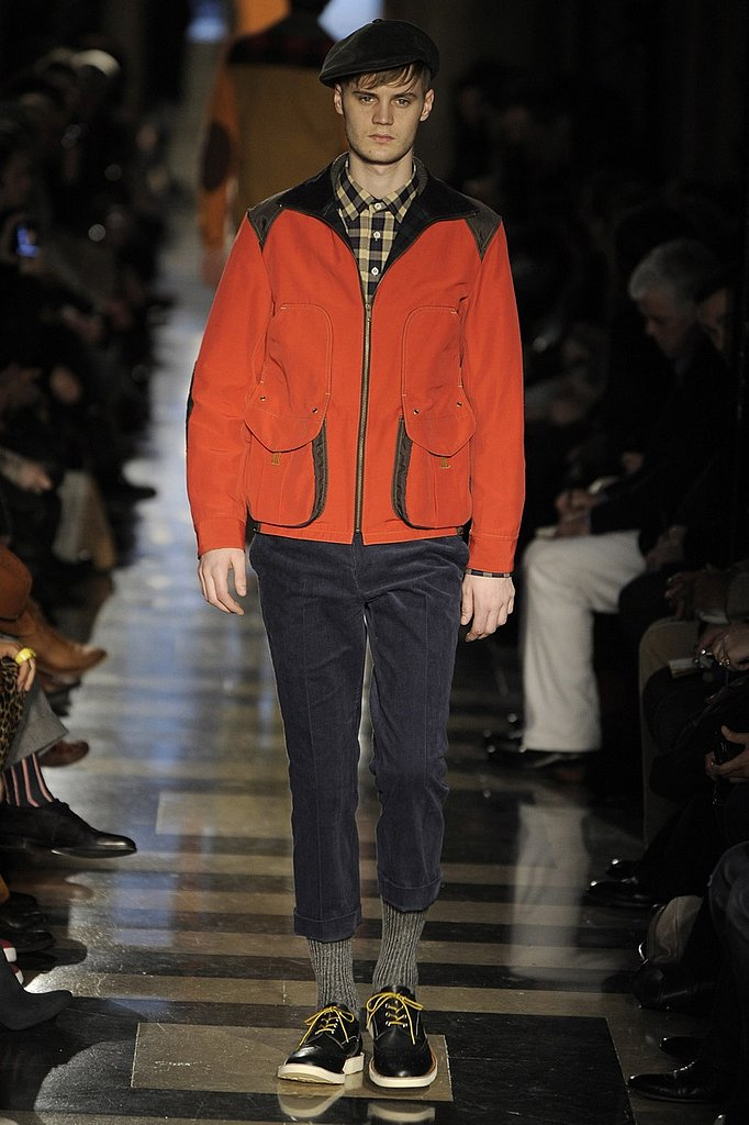 Paris: Junya Watanabe Men's Fall 2009