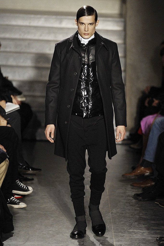 Paris: Givenchy Men's Fall 2009