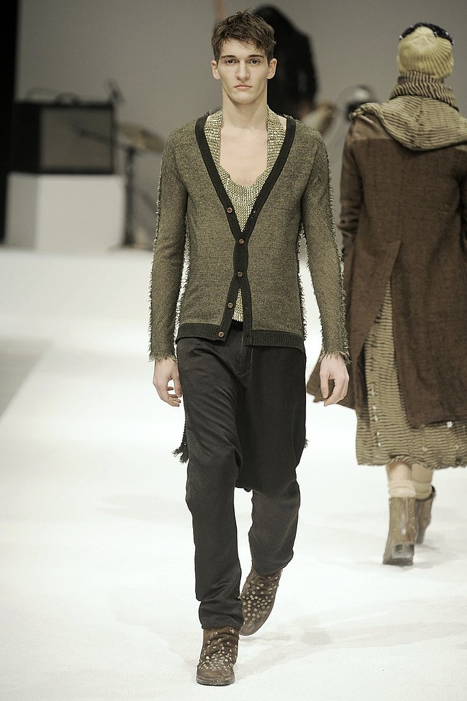 Paris: Miharayasuhiro Men's Fall 2009