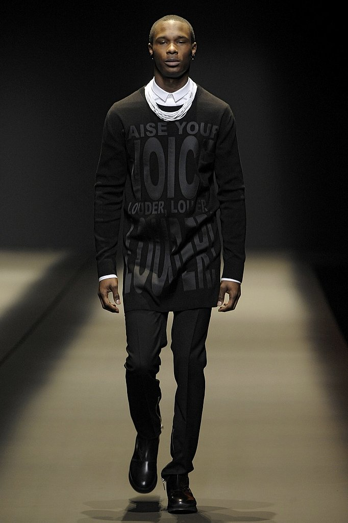 Paris: Dior Homme Fall 2009