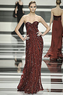 Elie Saab Fall 2008 Ready To Wear Fashion Show Runway Video and Designer Interview